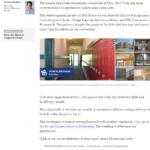 Homeroom Lofts in Albany Business Review