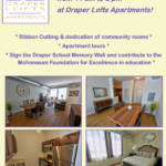 Draper Lofts Apartments Ribbon Cutting